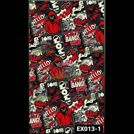 PELÍCULA EXCLUSIVA - EX013 - Tamanho A4