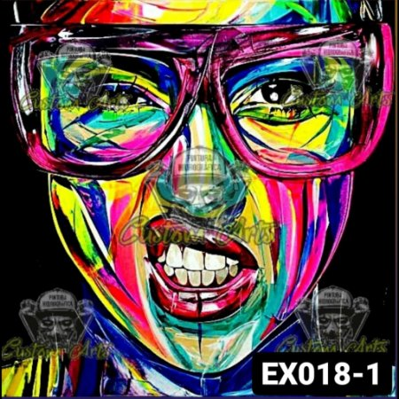 PELÍCULA EXCLUSIVA - EX018 - Tamanho A4