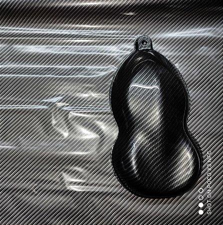Pelicula Wtp Hidrográfica - Fibra Kevlar preto e cinza - Tam 1m X 50cm
