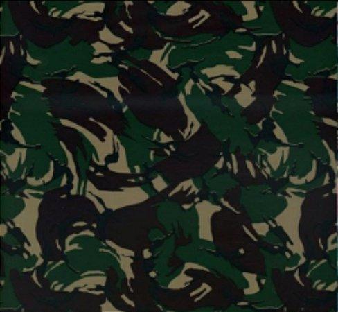 Camuflado nacional - Tamanho 1M X 50CM