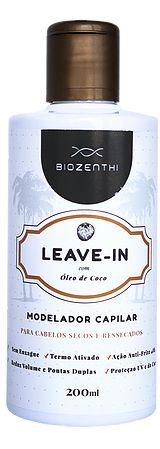 Leave-in Finalizador de Óleo de Coco - 200ml
