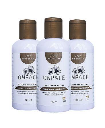 Onface Esfoliante Argila Verde - 120ml
