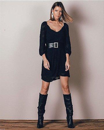 Vestido Olivia em Chiffon Le Blog