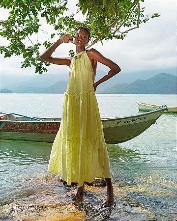 Vestido Laise Longo Amora Le Blog