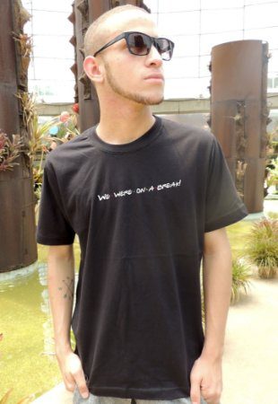 Camiseta - We were on a break - Friends