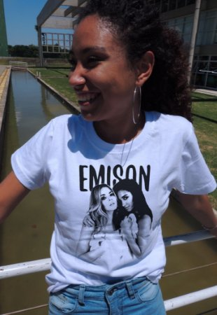Camiseta Emison Pretty Little Liars