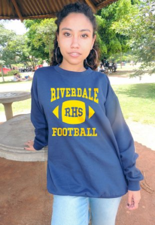 Blusão Riverdale Football