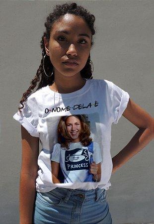 Camiseta O Nome Dela é Jennifer Friends
