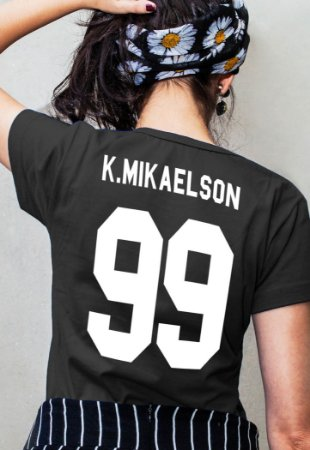 Camiseta K. Mikaleson The Originals