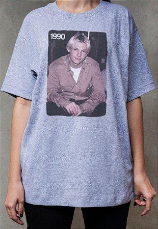 Camiseta Nick Carter Backstreet Boys Vintage