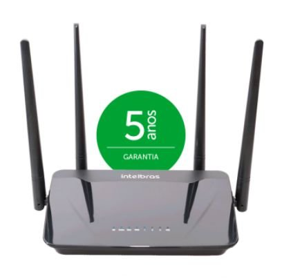 Roteador Wireless ACtion R1200 Intelbras