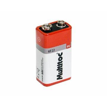 Bateria 6F22 - 9V Multitoc