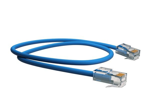 Patch Cord 2,5m Cat.6 Azul - SohoPlus