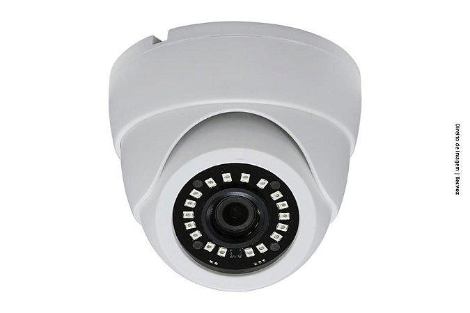 Câmera IP Dome Infra Red 25m