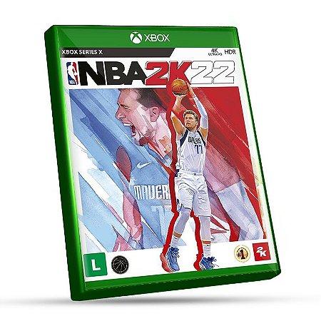 NBA 2K22 - XBOX ONE SERIES X|S