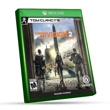 TOM CLANCY'S THE DIVISION 2 - XBOX ONE - MÍDIA DIGITAL