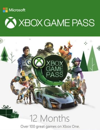 Xbox Game Pass Ultimate 12 Meses