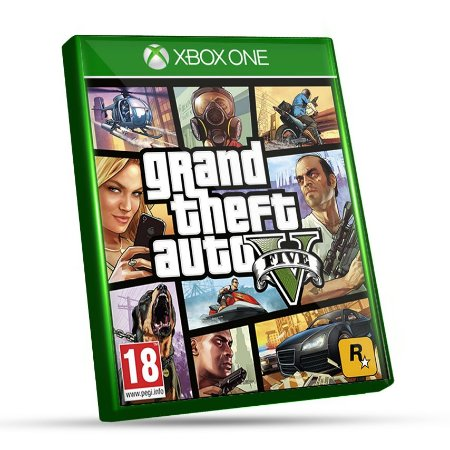 Grand Theft Auto V - GTA V -  Xbox One