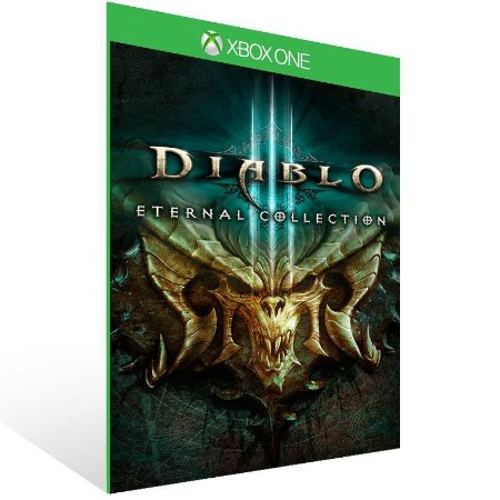 DIABLO 3 ETERNAL COLLECTION - Xbox One