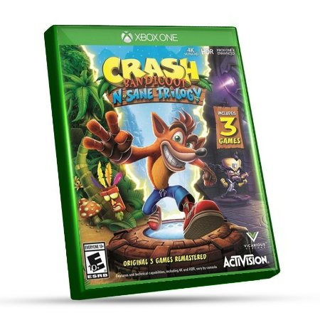 Crash Bandicoot™ N. Sane Trilogy - Xbox One