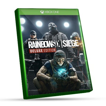 Tom Clancy's Rainbow Six Siege Deluxe Edition - Xbox One