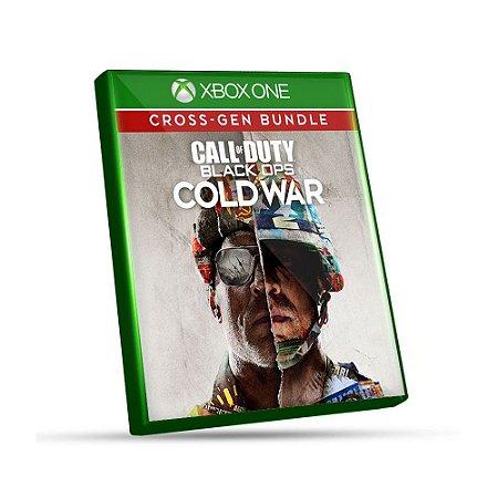 Call of Duty: Black Ops Cold War - Pacote Multi-geração Xbox one