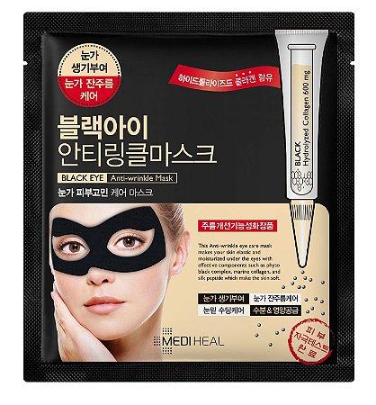 Máscara Facial Antissinais para região dos olhos SISI - Mediheal Black Eye
