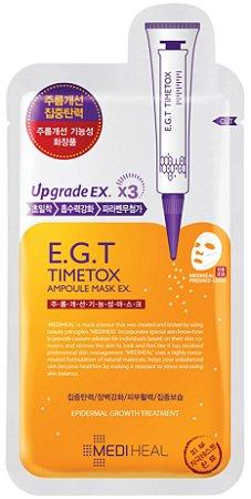 Máscara Facial Rejuvenescedora - Mediheal E.G.T
