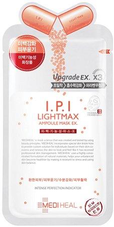 Máscara Facial Iluminadora SISI - Mediheal I.P.I lightmax Ampoule Mask