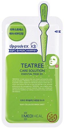 Máscara Facial Hidratante - Mediheal Teatree