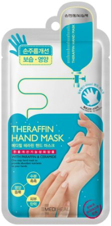 Máscara Hidratante para mãos SISI - Mediheal Theraffin Hand Mask