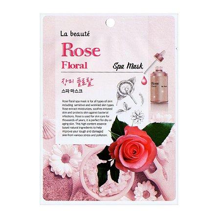 Máscara de rosas - La beauté Rose Floral