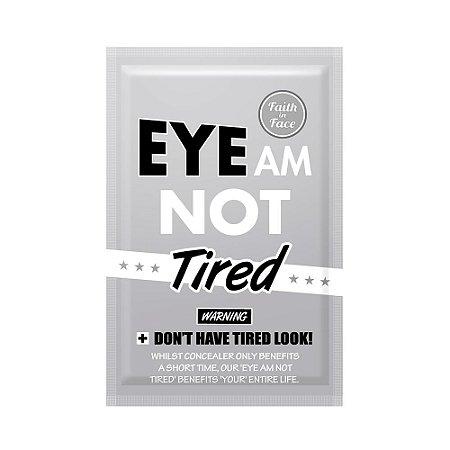 Eye Patch de Hidrogel - Faith in face Eye am Not Tired