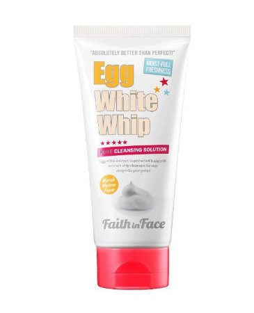 Espuma de limpeza - Faith in face EGG Cleasing foam