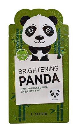Máscara Facial com estampa de Panda - L'affaier Panda