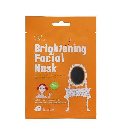 Máscara Facial Iluminadora - Cettua Brightening
