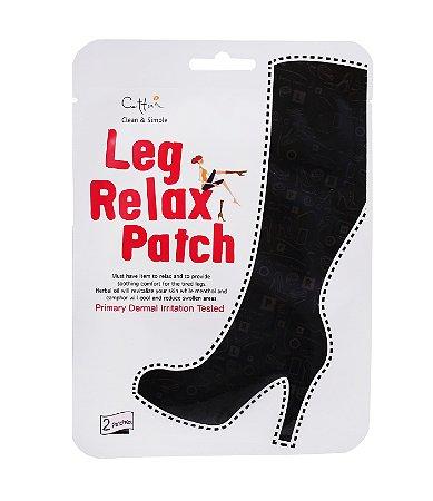 Máscara de relaxamento para as pernas - Cettua Leg Relax