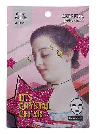 Máscara facial Iluminadora - Gloderm Radiant
