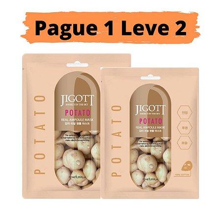 PAGUE 1 LEVE 2 Máscara facial iluminadora - Jigott potato