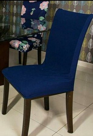 Capa para Cadeira Malha 100% Poliéster