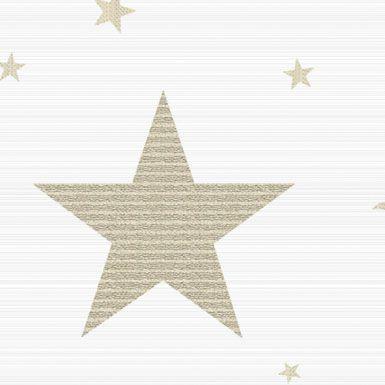 Papel de Parede com tema estrelas da coleção Artdecor2 80771 Importado Vinílico 15 mts