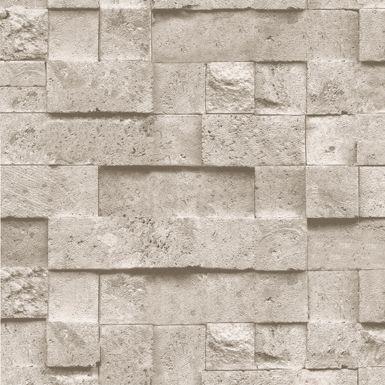 Papel de Parede 3D Pedra da coleção Artdecor2 81092 Importado Vinilico 15 mts