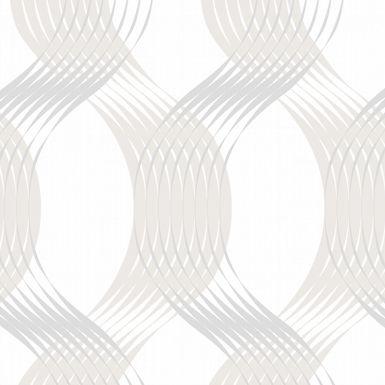 Papel de Parede 3D Geométrico  coleção Artdecor2 81131 Importado Vinilico 15 mts