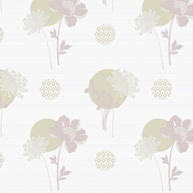 Papel de Parede com flores da coleção Artdecor2 81171 Importado Vinilico 15 mts