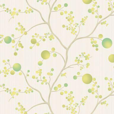 Papel de Parede Folhas e Ramos  coleção Artdecor2 81211 Importado Vinilico 15 mts