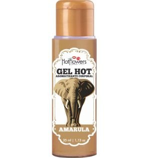 Gel Aromatizante Hot - Amarula Comestível 35ml