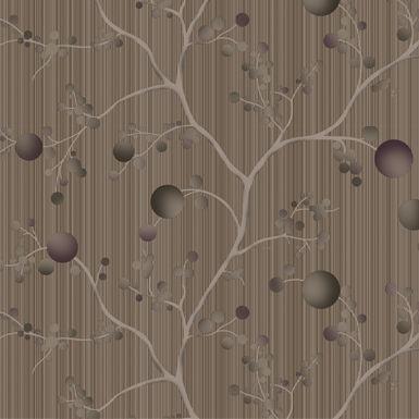 Papel de Parede flores e Ramos Importado da Coleção Artdecor2 81213- Vinílico lavável (15 mts)