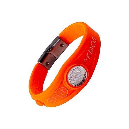 Pulseira Bracelete Akmos I9 Magnetica Equilibrio Bem Estar - Energy