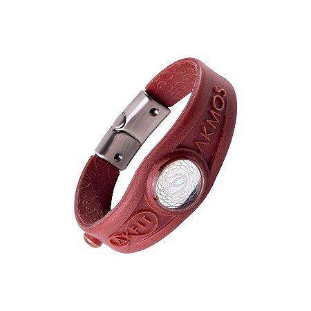 Pulseira Bracelete Akmos I9 Magnetica Equilibrio Bem Estar - Burn