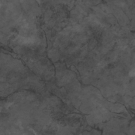 Papel De Parede Twist 10x0.52m Marmorizado Cinza Escuro